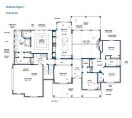Tilson Homes Floor Plans by Breckenridge Bonus Tilson Homes