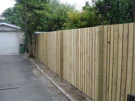 Home Design Ideas Nz paling fence affordable fences gallery
