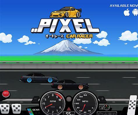 pixel car racer pixel car racer พ กเซล คาร เรซเซอร