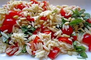 easy and simple orzo salad recipe
