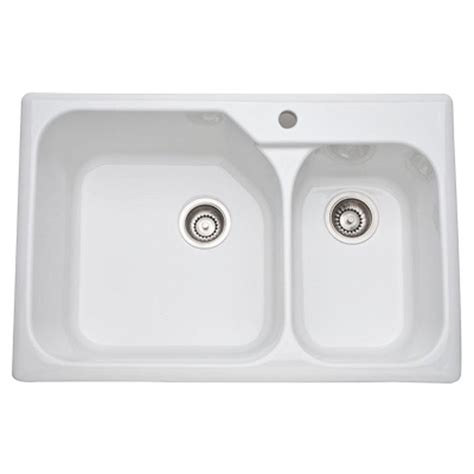 Rohl Kitchen Sinks Rohl Allia 1 1 2 Bowl Kitchen Sink 6317 63