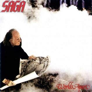 worlds apart saga album