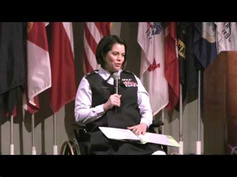 lt. col nicole malachowski's message to the wasp youtube
