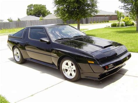 chrysler starion chrysler conquest chrysler conquest mitsubishi starion