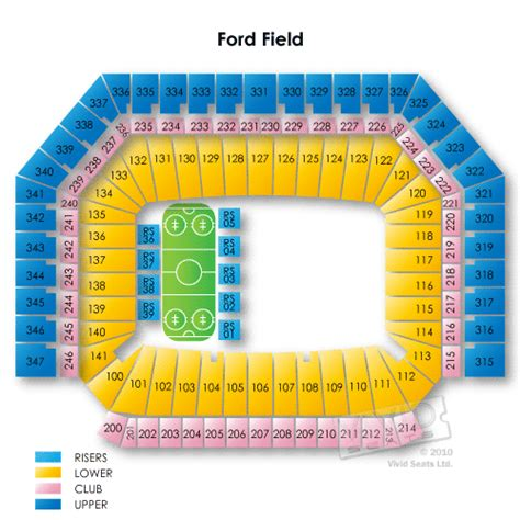 ford field ticket office ford field event tickets the official site of the html