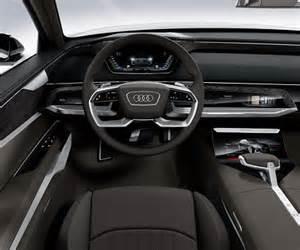 Audi A8 Interior 2017 Audi A8 Release Date Redesign And Interior