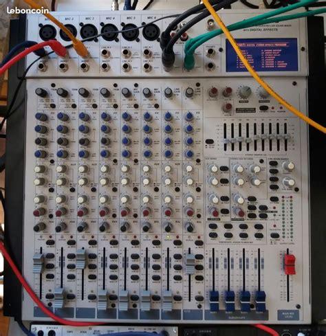 Mixer Alto L12 alto professional l12 image 1800783 audiofanzine