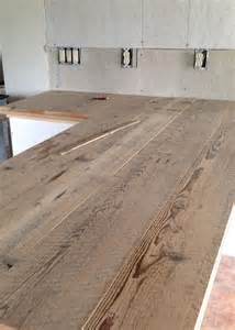 diy reclaimed wood countertop countertops searching and