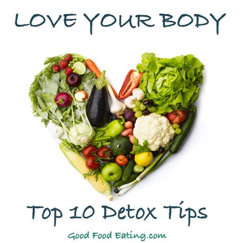 Detox Tips by Top 10 Detox Tips
