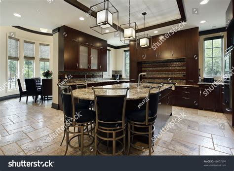 kitchen island area with concept picture 131359