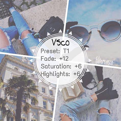 tutorial vscocam artis 50 vsco cam filter settings for better instagram photos