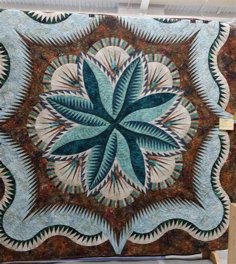 Marilyn Quilt by Marilyn S Island Hosta Quilt Quilts Ii
