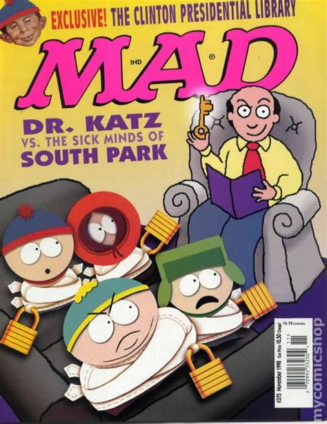 Dr David Katz On Iv Detox by Mad 1955 Magazine 24 On Comic Books