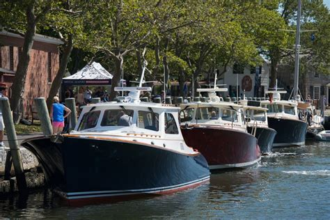 hinckley yachts news hinckley yachts building and servicing america s finest