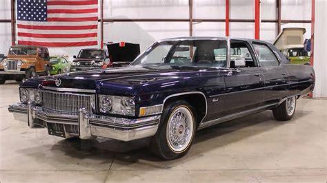1973 Cadillac Fleetwood 1973 cadillac fleetwood