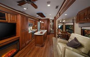 lifestyle luxury rv introduces front bath model for 2015