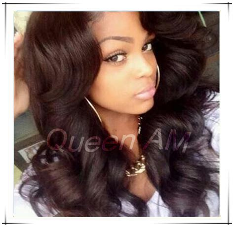 african american body wave styles brazilian body wave wig u part human hair wigs african
