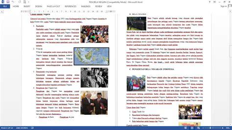 membuat makalah pkn al fajri blog s tugas makalah pkn bab bela negara smt 1
