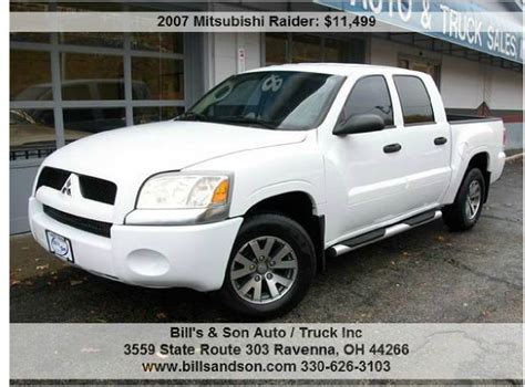 how to fix cars 2007 mitsubishi raider electronic valve timing 2007 mitsubishi raider durocross car photos catalog 2018
