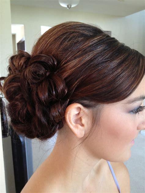 neat up do hairstyles side updo obligatory pinterest wedding board pinterest