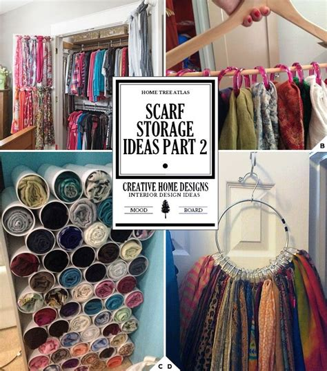 25 best ideas about storing scarves on scarf