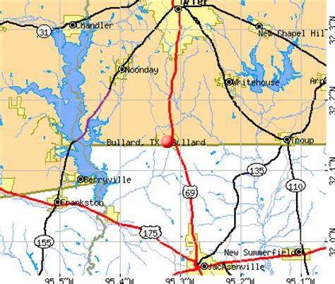 bullard texas map bullard texas map images