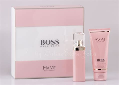 Parfum Ma Vie hugo ma vie pour femme set 50ml edp 100ml