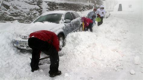 imagenes graciosas de temporales temporales de nieve en espa 241 a telediario rtve es a la carta