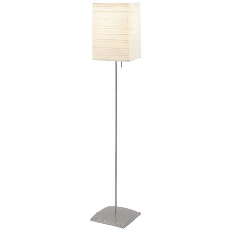 A Lshade From Paper - grandrich 174 paper shade floor l 171123 lighting at