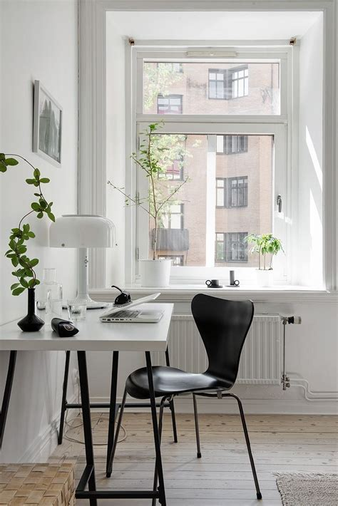 interior exquisite home office images from scandinavian 25 best ideas about minimalist office on pinterest