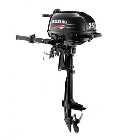 Suzuki 2 5 Outboard For Sale Suzuki Marine 2 5 Hp Outboard Engine 4 Stroke