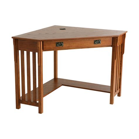 amazon home office desk amazon com mission oak corner desk southern