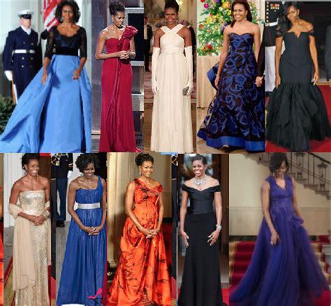 michelle obama gowns what first ladies wore laura bush michelle obama part 5
