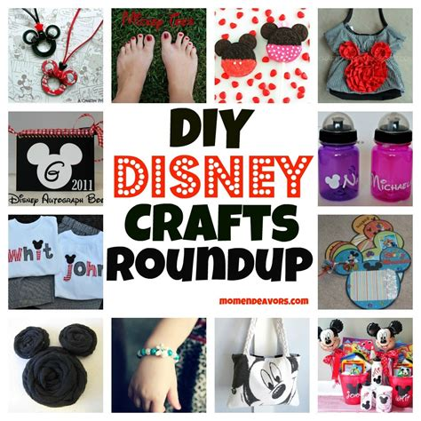 diy disney crafts diy disney crafts roundup