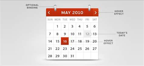 Build A Calendar Calendar Psd