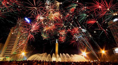 new year di indonesia tempat wisata tahun baru di indonesia yang keren