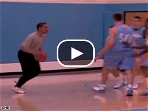 sheck wes playing basketball obama shoots but doesn t score cnn political ticker