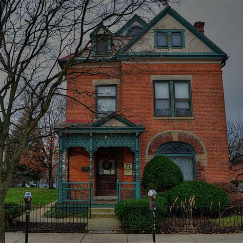 thurber house james thurber house columbus ohio flickr photo sharing