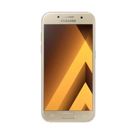 Harga Samsung A5 Gold Terbaru jual samsung galaxy a5 2017 sm a520 gold 3gb 32gb