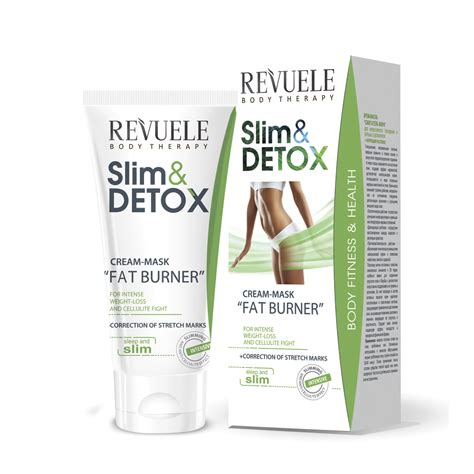 Slim And Detox Burner revuele burner slim detox mask revuele