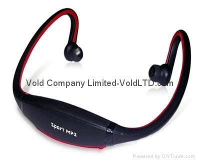 Headphone Hk Ay 4 Hello headphone mp3 player with 2gb memory stereo sports