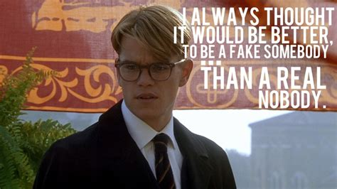 themes in the talented mr ripley film talented mr ripley movie quotes pinterest