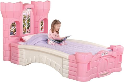 girls princess bed girls castle beds home designs