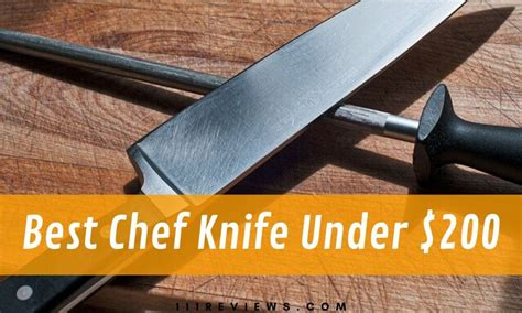 top   chef knife    pro chefs home cooks
