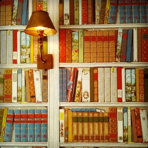 wallpaper in britain and ireland books hotel chic library wallpaper at the pig hotel in