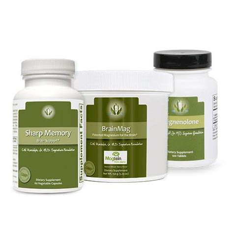 Term Sharpness Boosters by Brain Booster Package Dr Randolph S Wellness Store