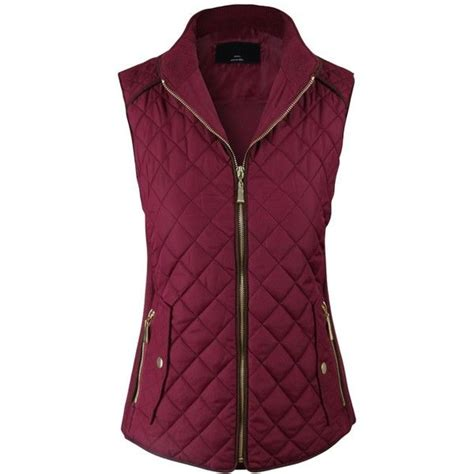 Quilted Vest Womens by Best 25 Quilted Vest Ideas On With