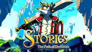 Stories the path of destinies is developed and published under the