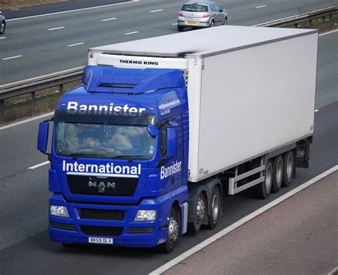 Banister International by Bannister International News From Lorryspotting