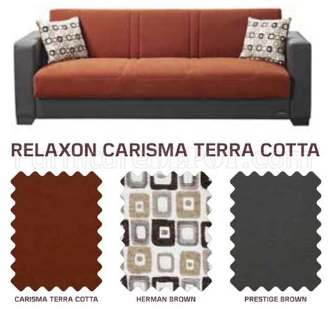 cotta relax sofa relaxon sofa bed convertible choice of color fabric by mobista